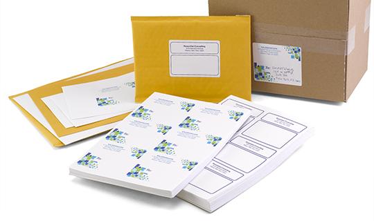 Wholesale Designer Laser / Inkjet Mailing Labels from Navitor